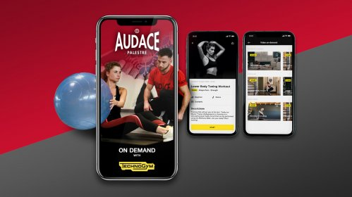 Audace Palestre ON DEMAND