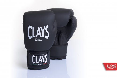 CLAYS Gloves - Black