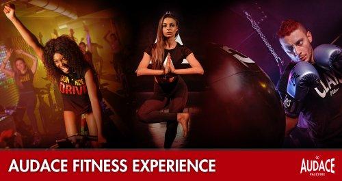 PROMO AUDACEFITNESS EXPERIENCE