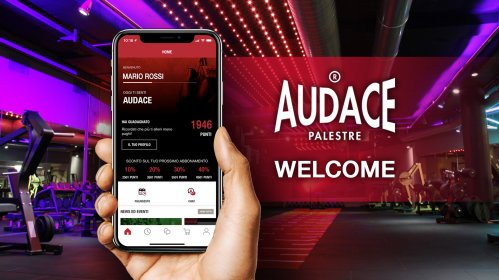 Audace Welcome
