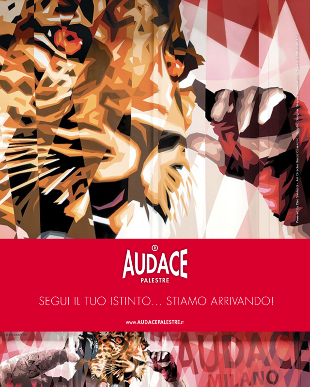 Pagina ICON n°44 Audace Palestre