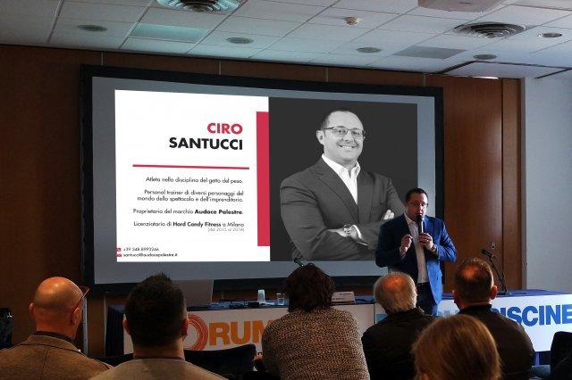 Ciro Santucci Audace Palestre Forum Club 00