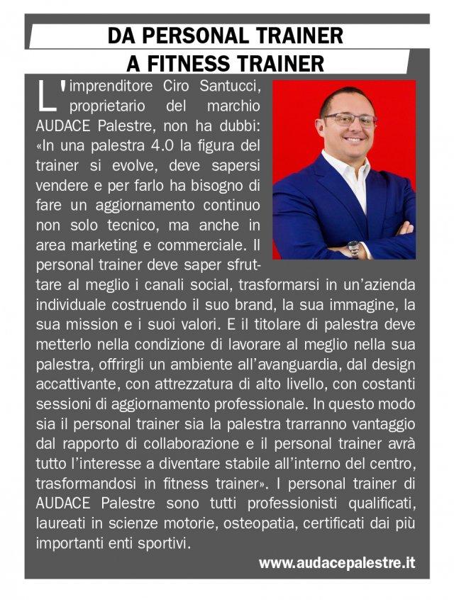 La Palestra N81 Audace Ciro Santucci