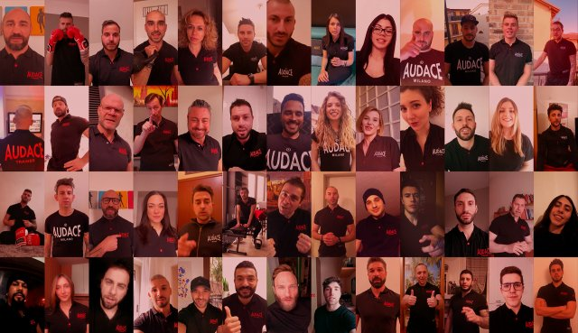 Audace Palestre Team Staff e Personal Trainer
