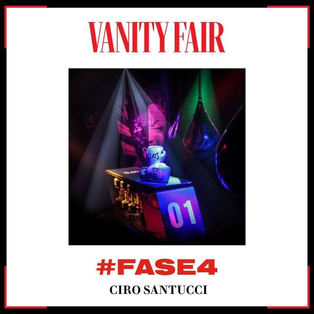 Ciro Santucci immagina la FASE 4
