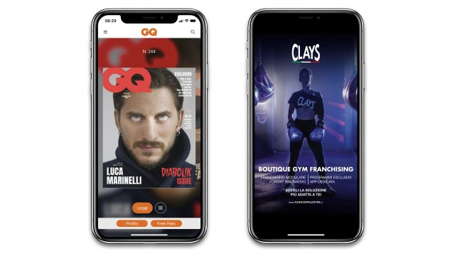 GQ N244 Audace Clays digital 2020