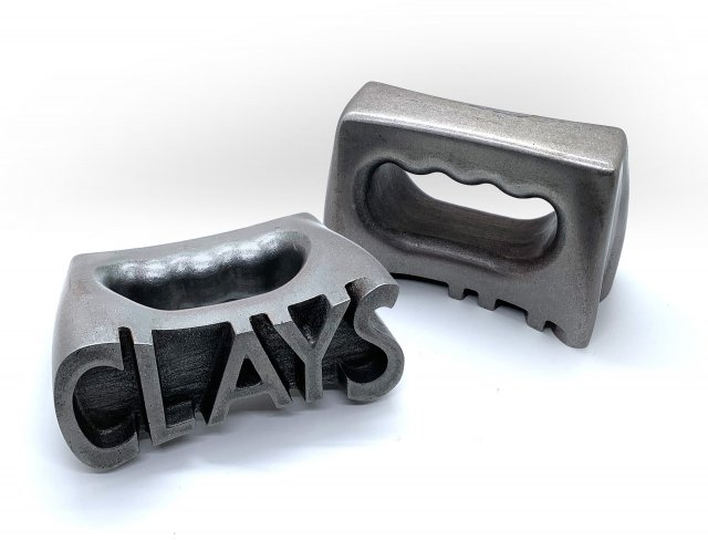 Tirapugni Clays coppia