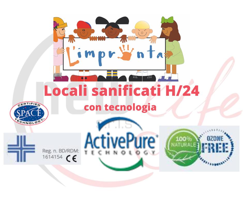 Locali Sanificati H/24