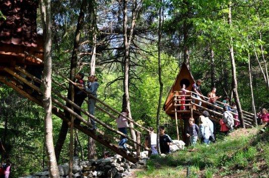 SUPER OFFERTA TREE VILLAGE + MIRAMONTI SPORT HOTEL  2 NOTTI - 3 GIORNI LOW COST