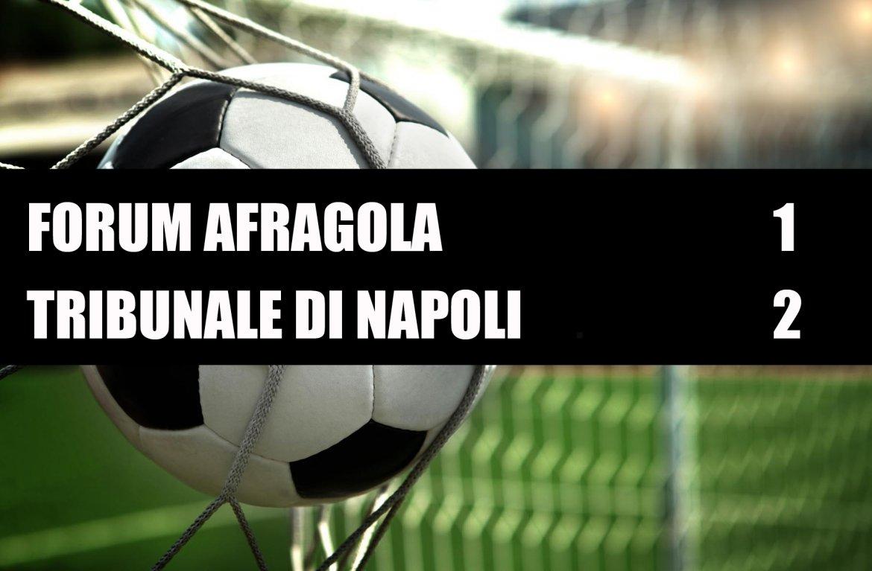 Forum Afragola - Tribunale di Napoli  1-2
