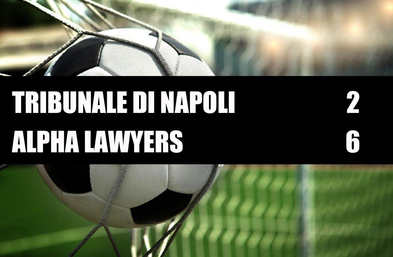 Tribunale di Napoli - Alpha Lawyers  2-6