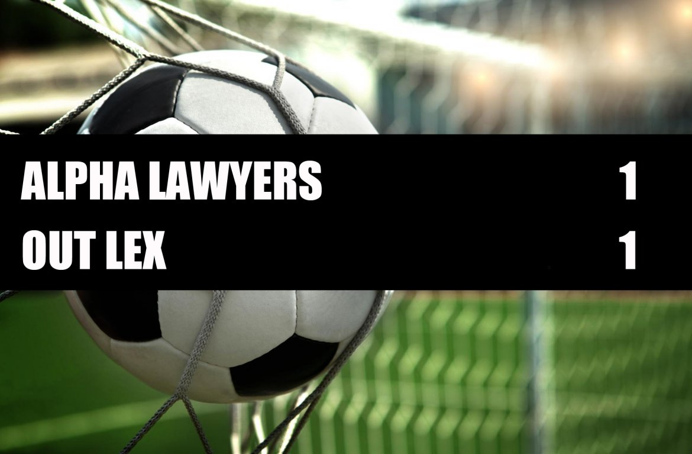 Alpha Lawyers - Out Lex  1-1