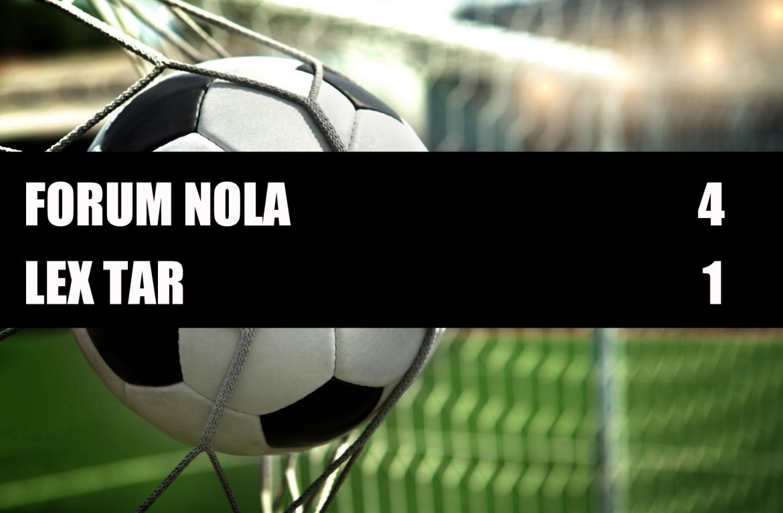Forum Nola - Lex Tar  4-1