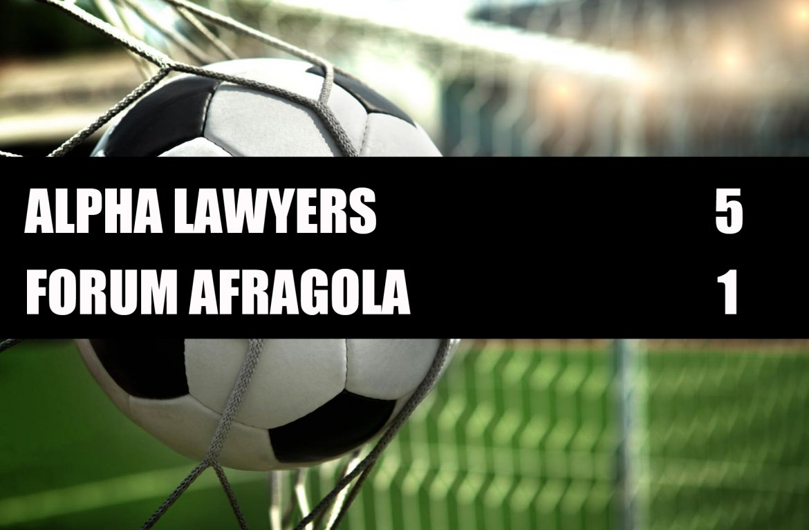 Alpha Lawyers - Forum Afragola  5-1
