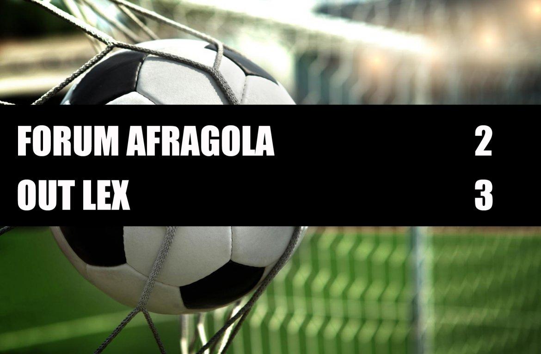 Forum Afragola - Out Lex  2-3