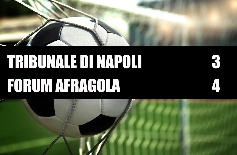 Tribunale di Napoli - Forum Afragola  3-4