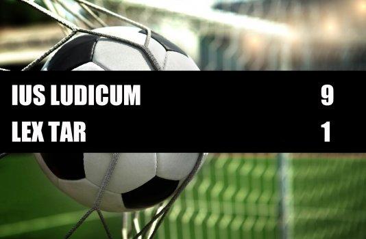 Ius Ludicum - Lex Tar  9-1
