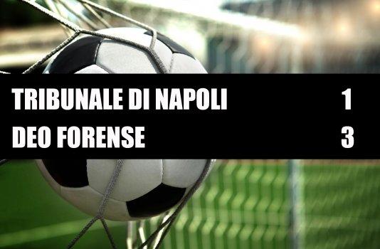 Tribunale di Napoli - Deo Forense  1-3