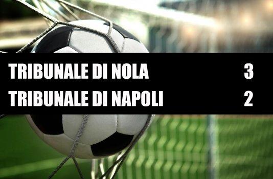 Tribunale di Nola - Tribunale di Napoli  3-2