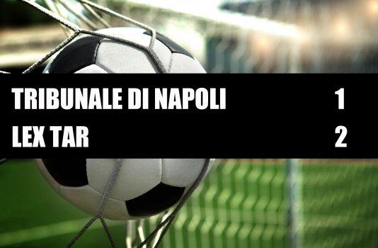 Tribunale di Napoli - Lex Tar  1-2
