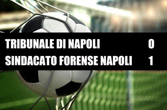 Tribunale di Napoli - Sindacato Forense Napoli  0-1