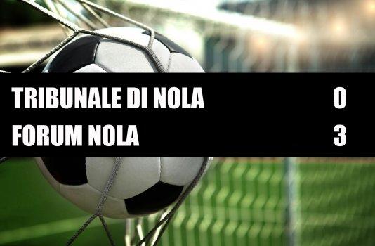 Tribunale di Nola - Forum Nola  0-3