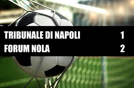 Tribunale di Napoli - Forum Nola  1-2