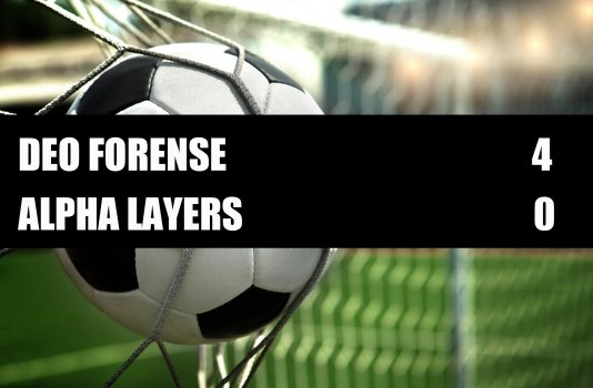 Deo Forense - Alpha Lawyers  4-0