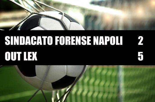 Sindacato Forense Napoli - Out Lex  2-5